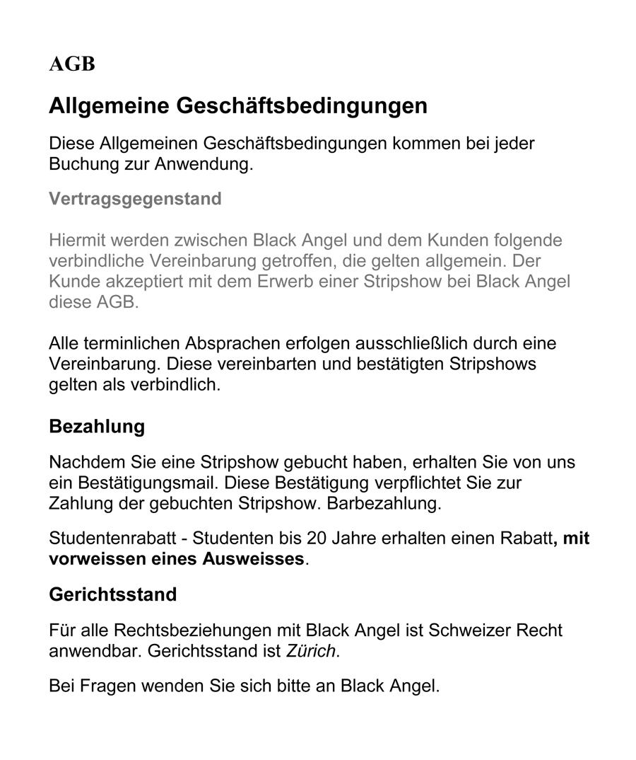 AGB Blackangel